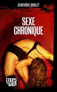 Couverture du roman Sexe Chronique