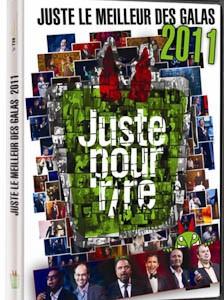 DVD Juste le meilleur des Galas 2011