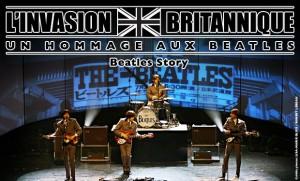 Beatles Story -ce vendredi 11 novembre 2011 - Théâtre St-Denis