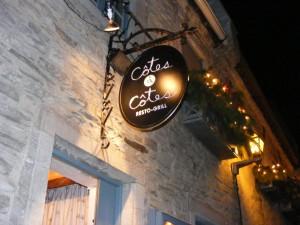 Resto-Grill Côtes à Côtes