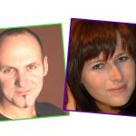Amy Lachapelle et Richard Petit