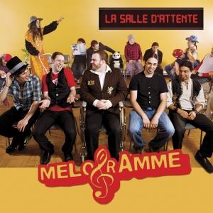Melogramme - La Salle d'attente