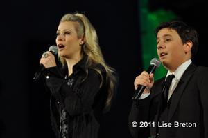 Brigitte M et Marco Bocchicchio