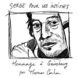 Thomas Carbou en concert | Serge pour les intimes : hommage à Serge Gainsbourg