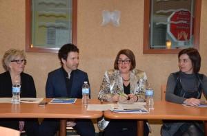 Éric Salvail remet 25370$ à la Fondation Hôtel-Dieu de Sorel