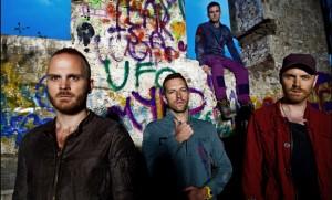 Coldplay / 26 juillet 2012 / Billets en vente 17 déc. à midi
