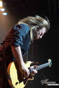 Steve Hill solo de guitare