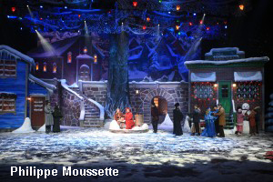 Paysage magique de Québec Issime