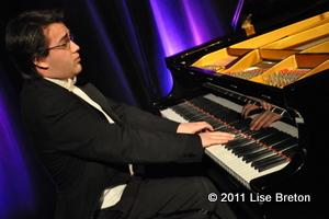 Thierry Perron, pianiste