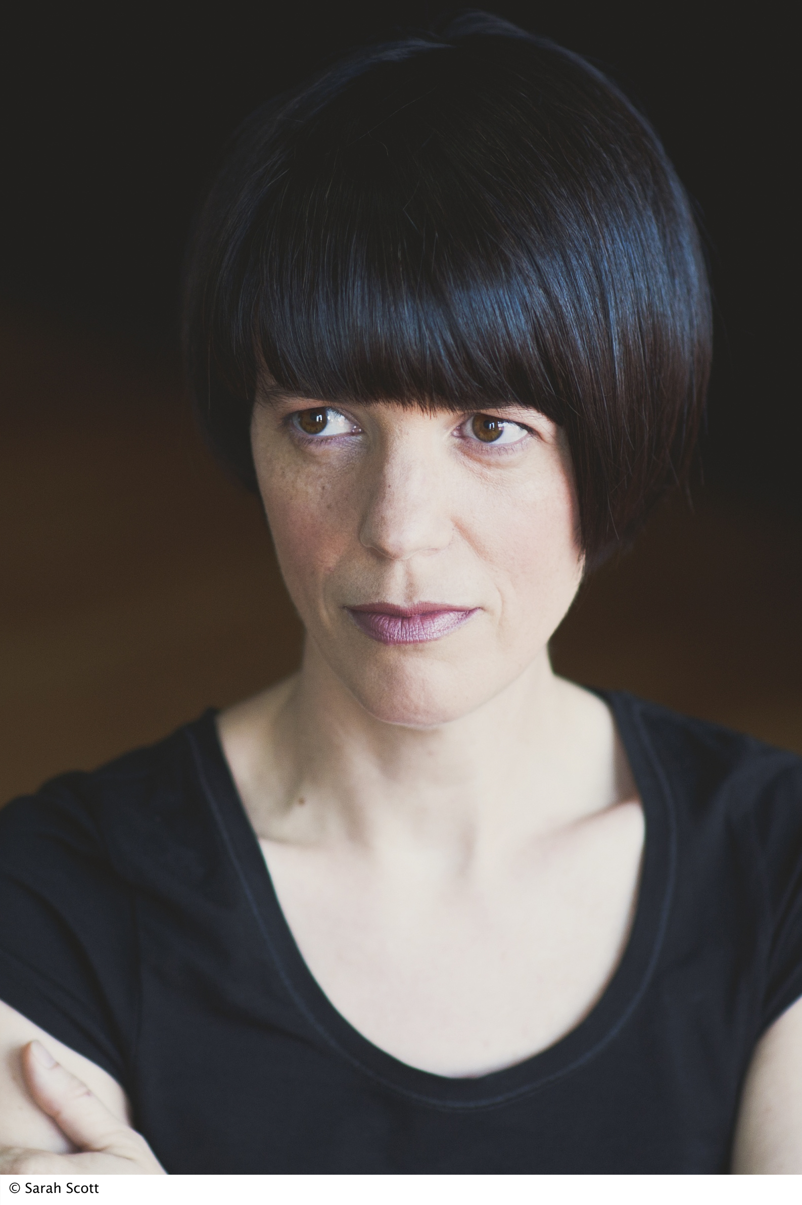 Élise Desaulniers, auteure du livre Je mange avec ma tête