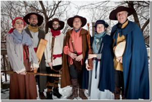 Concert-lancement Colinda - Noëls de Provence à Québec le 15 décembre