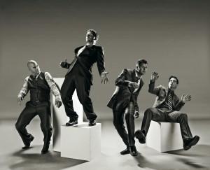 U Swing/ le quatuor jazz à Prévost