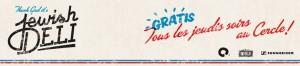 26 janvier : Les « Dances Party » hebdomadaires du Jewish DELI sont de retour !