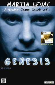 A Visible Jazz Touch of Genesis