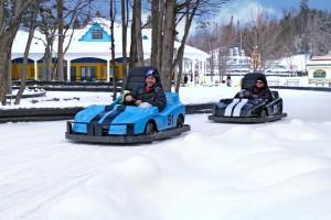 C'est le samedi 4 février qu'aura lieu le Méga Triathlon des neiges de CKOI au Village Vacances Valcartier.