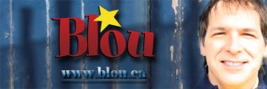 """BLOU nommé """"Artiste de l'année"""" au Gala des prix de la Côte Est 2012."""