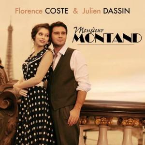 Monsieur Montand, par Florence Coste et Julien Dassin, album le 30 janvier