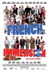 French Immersion en DVD le 24 janvier 2012