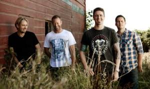 Nickelback - 21 avril 2012 - Centre Bell