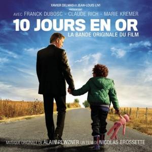 10 jours en or, superbe BO par Alain Pewzner
