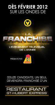 La Franchise débutera dès le 1 février prochain et sera diffusée tous les mercredis à 21h.
