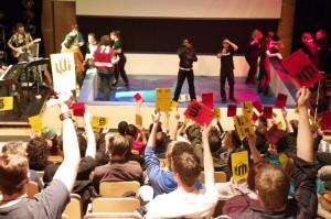 La Ligue Universitaire d'Improvisation (L.U.I.) organise les 6, 7 et 8 janvier 2012