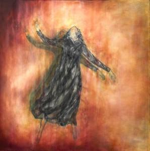 Peau de soi», une exposition individuelle de Micheline VOYNAUD. Le vernissage aura lieu, samedi 5 février de 14h à 17h