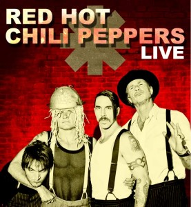 Red Hot Chili Peppers / 2 mai 2012 / Centre Bell