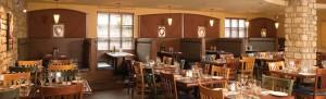 Le décor du restaurant Tuscanos