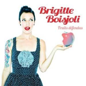 Brigitte Boisjoli / Le temps de partir