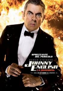 JOHNNY ENGLISH RENAÎT le samedi 10 mars à 14h à l'ancien cinéma Taché.