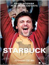 Le prix Bobine d'or des 32es prix Génie remis à Starbuck