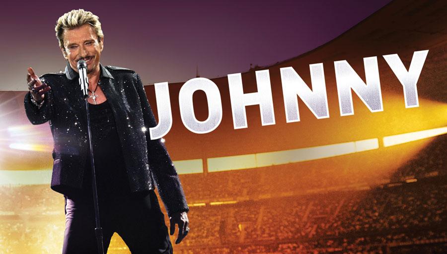 Johnny Halliday / 2e concert le 4 octobre 2012 / Centre Bell