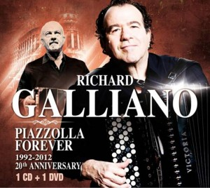 Richard Galliano : Piazzolla Forever
