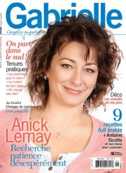 Magazine Gabrielle – Complice au quotidien