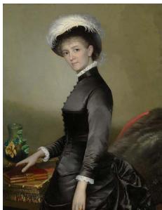 MODE ET APPARENCE  DANS L'ART QUÉBÉCOIS, 1880-1945