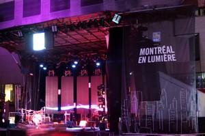Le Festival Montréal en Lumière 2012 ©Julie Cler