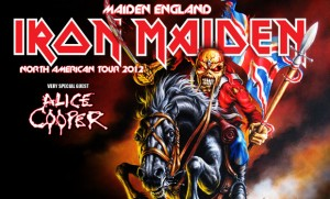 Iron Maiden - 8 juillet 2012 - Colisée Pepsi