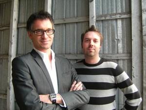 François-Étienne Paré et Etienne Saint Laurent