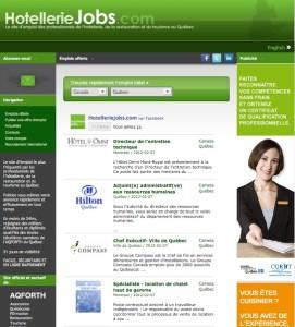 HotellerieJobs.com nommé Fournisseur de l'année!