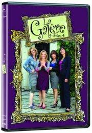 LA GALÈRE - SAISON 4 sur DVD dès demain, le 7 février!