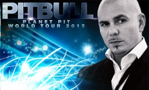 Pitbull - 29 mars - Centre Bell