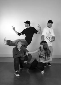 Spectacle de hip-hop et breakdanse à Montmagny