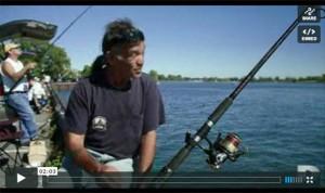 Pêche en ville - le 26 février à Canal D
