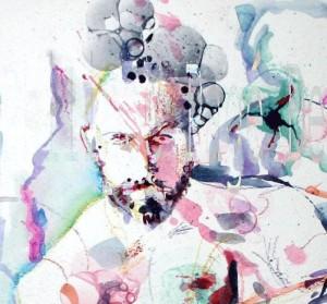 L'artiste Québécois, Philippe Pagé Desrues