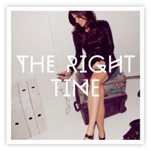 The Right Time, premier extrait du nouvel album de Misstress Barbara !