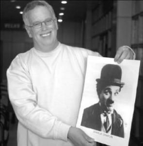 Eugène Chaplin en tant que porte-parole de l'édition 2012., du 22 au 25 juin 2012