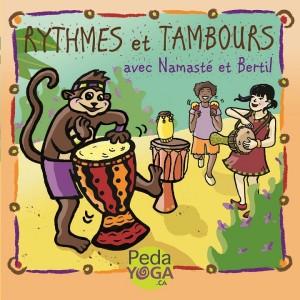 CD Rythmes et tambours avec Namasté