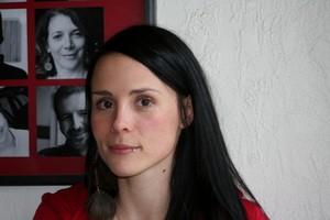 Pascale Picard portrait