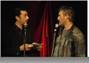 Christian Vanasse  et Roy Dupuis